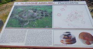 Vaso miceneo del Nuraghe Arrubiu di Orroli