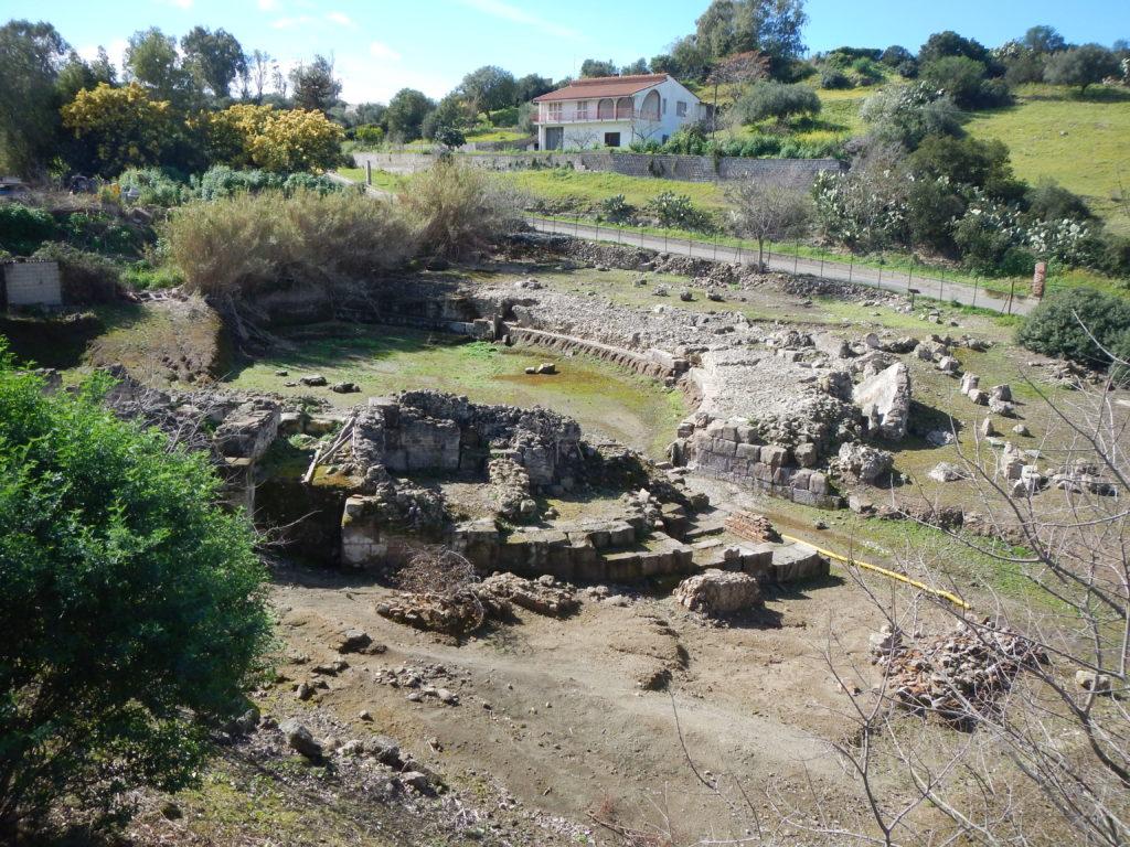 Anfiteatro romano di Fordongianus