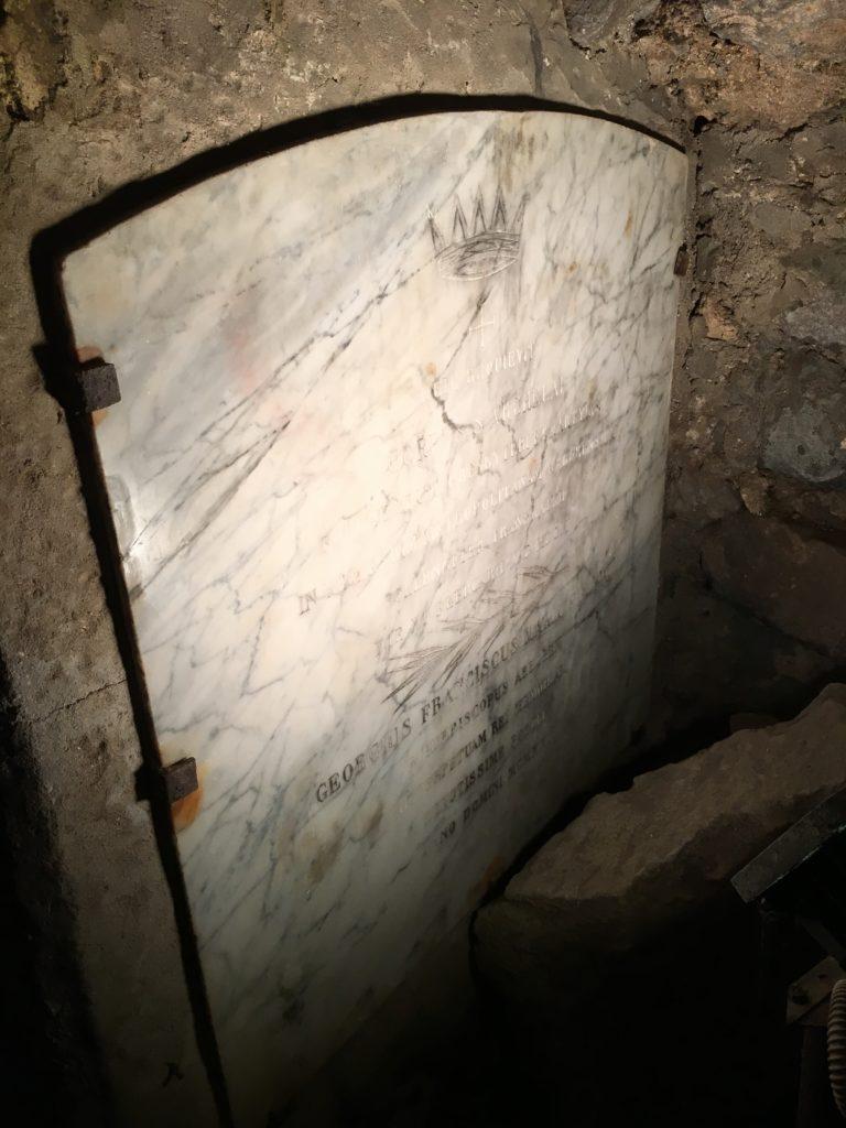 Ritrovamento dei resti di Sant'Archelao