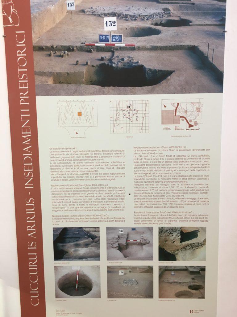Cuccuru is Arrius e gli insediamenti preistorici