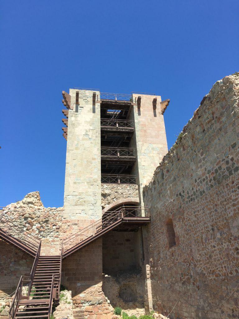 La torre maestra del Castello Malaspina