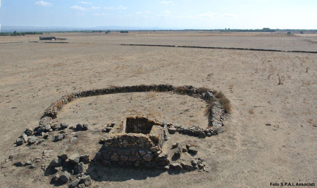Tempio a megaron di Spadula (Gonnosfanadiga)