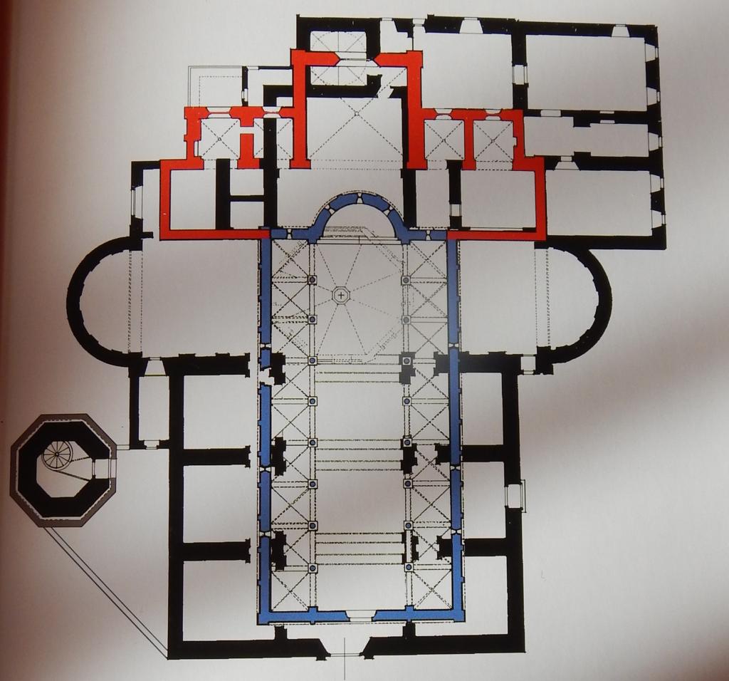 Le diverse fasi costruttive della Cattedrale di Oristano