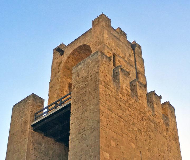 Visitare Oristano e la Torre di Mariano II