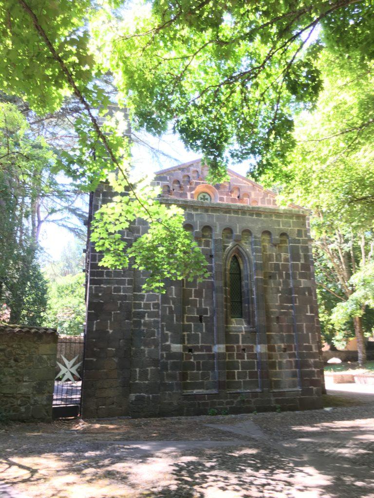 Abside della chiesa di San Leonardo