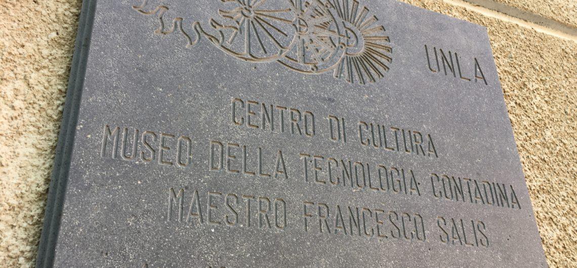 Museo della Tecnologia Contadina di Santu Lussurgiu