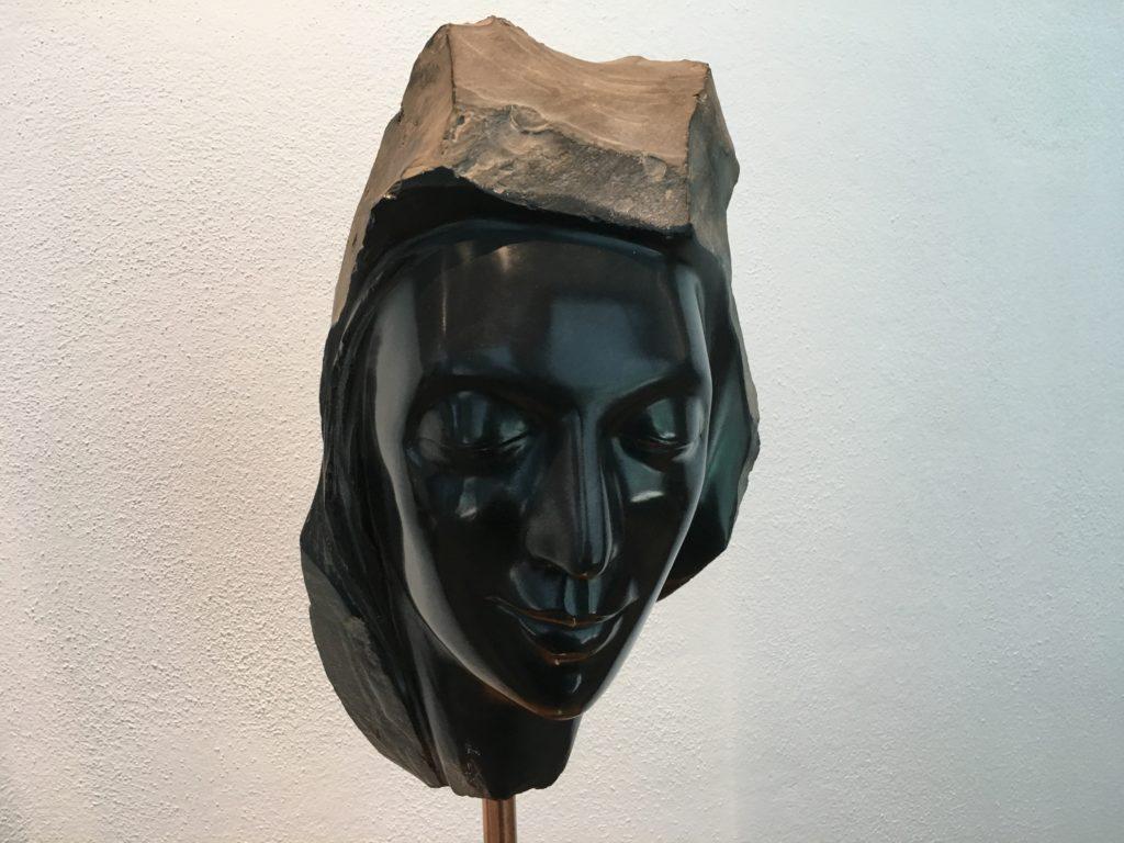 """""""Sogno"""" di Karmine Piras al Museo dell'Ossidiana di Pau"""