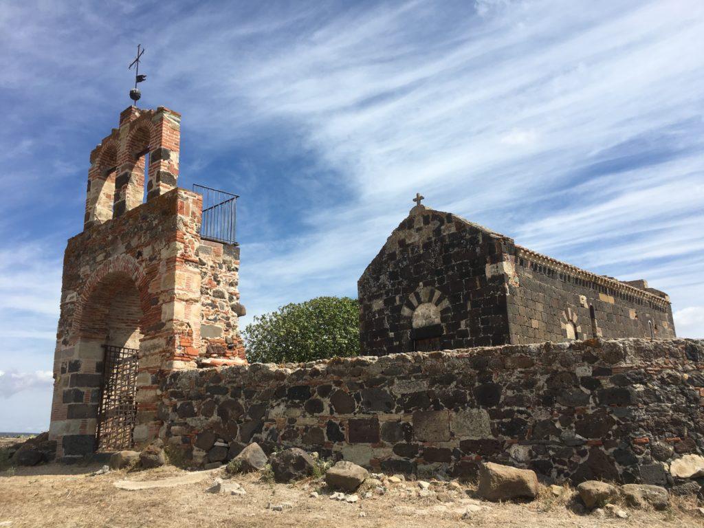 Chiesa di san Gregorio Magno, Solarussa