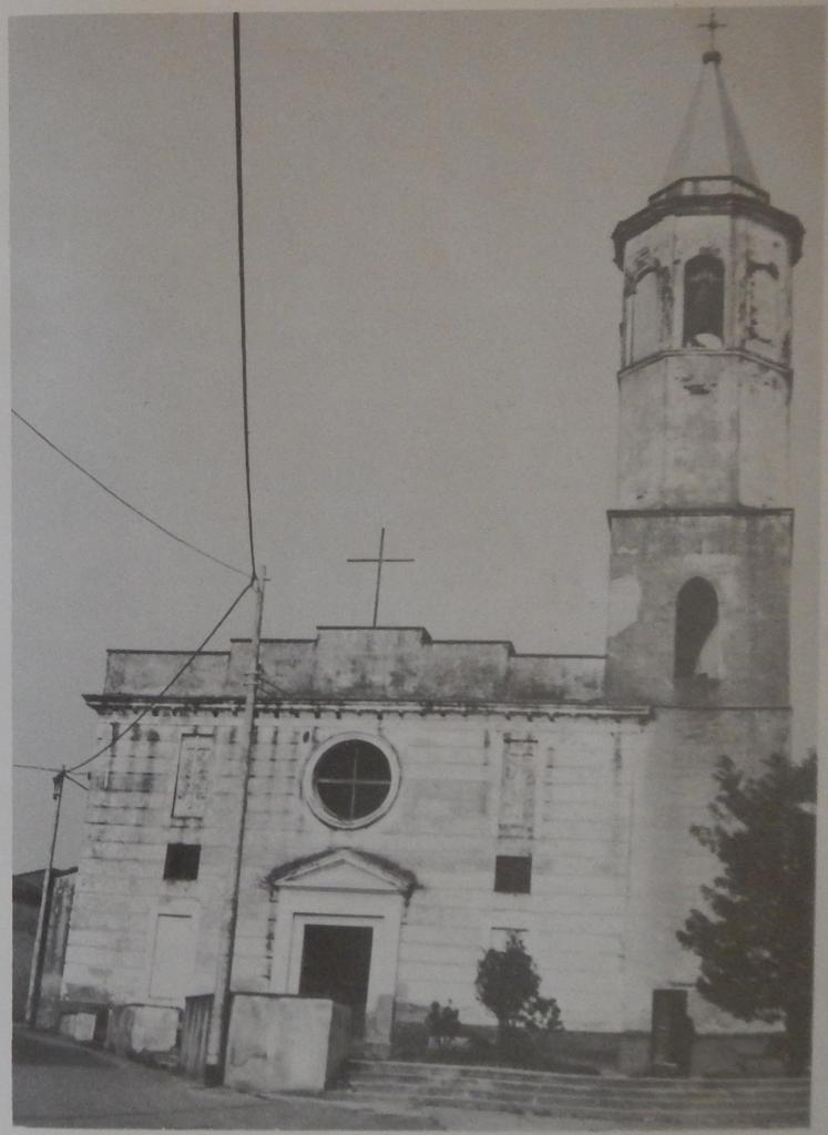 Chiesa S. Pietro Apostolo, Solarussa