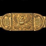 Bracciale in oro fenicio punico dalle Necropoli di Tharros