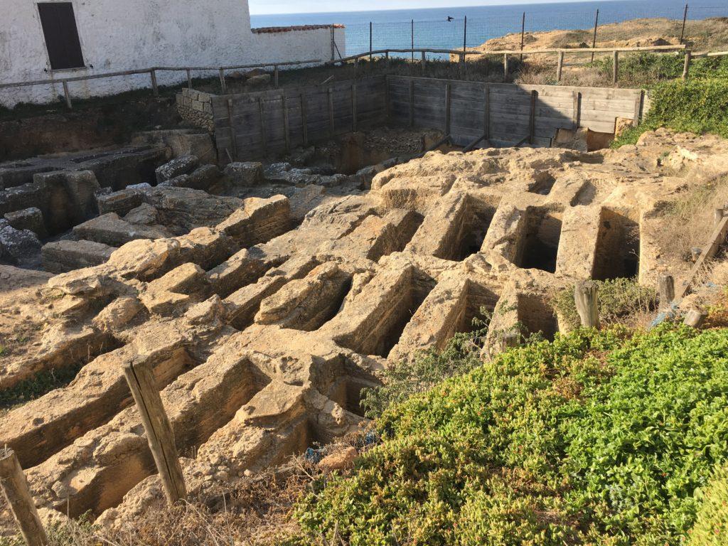 Necropoli settentrionale a Tharros