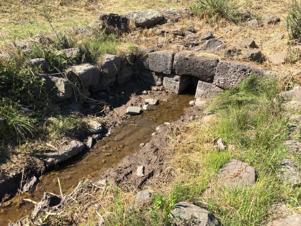 Fonte sacra di Mitza Pidighi a Solarussa