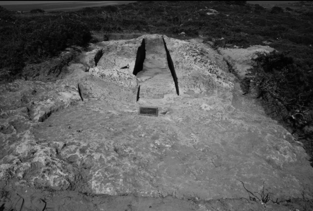 Tomba di Su Cuccuru Mannu (Riola Sardo)