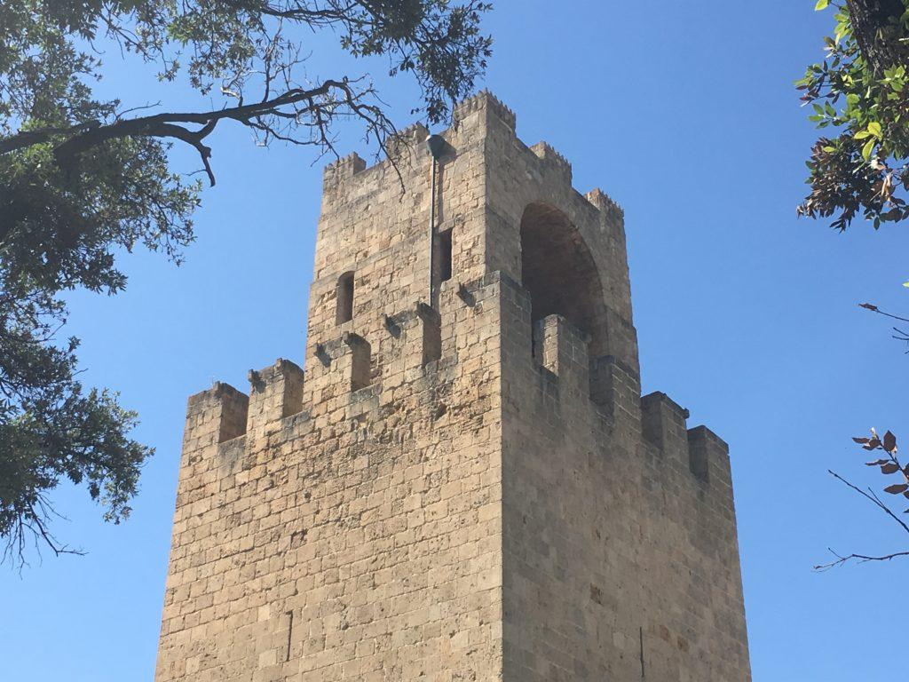 Torre di Mariano II, Piazza Roma, Oristano