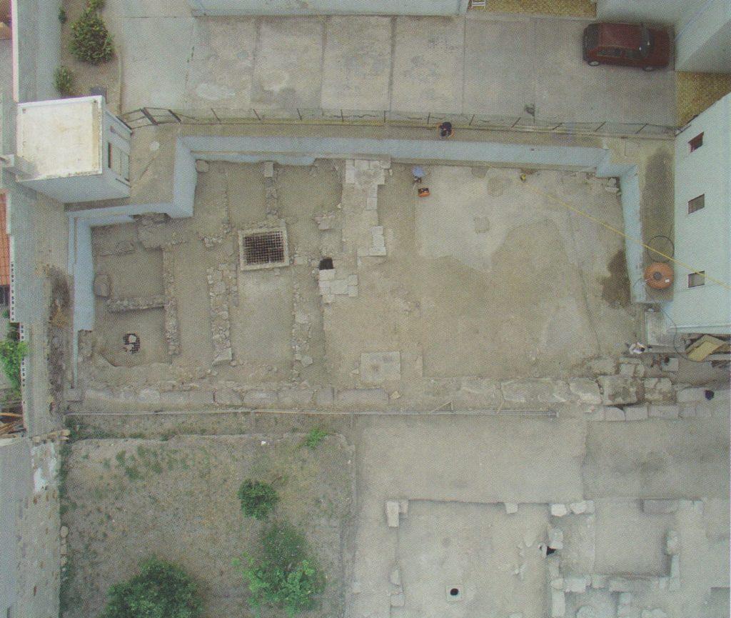 La zona del Cronicario, attesta uno degli abitati fenici più antichi della Sardegna