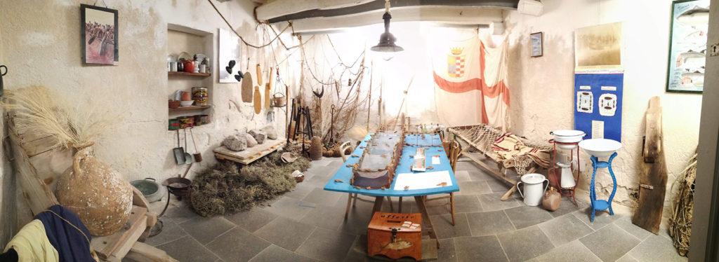 Portoscuso, baracca del Tonnarotto