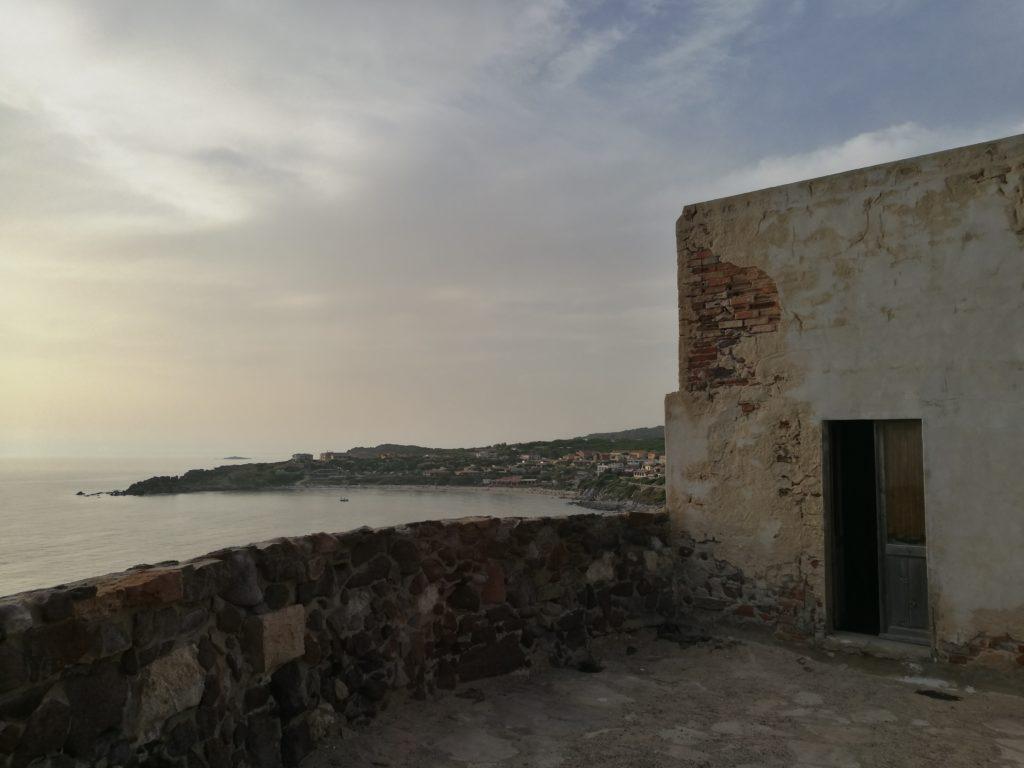 Torre spagnola di Portoscuso